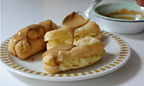 Free From Choux Pastry