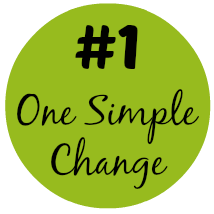 One Simple Change To Kick Start Your Health