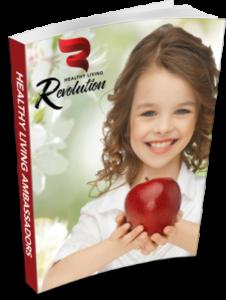 Healthy Living Ambassadors Childrens Guide