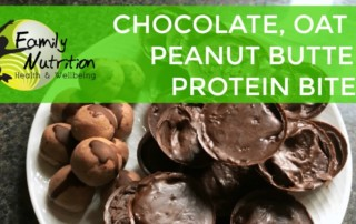 Chocolate Protein Snacks