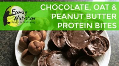 Chocolate Protein Snacks